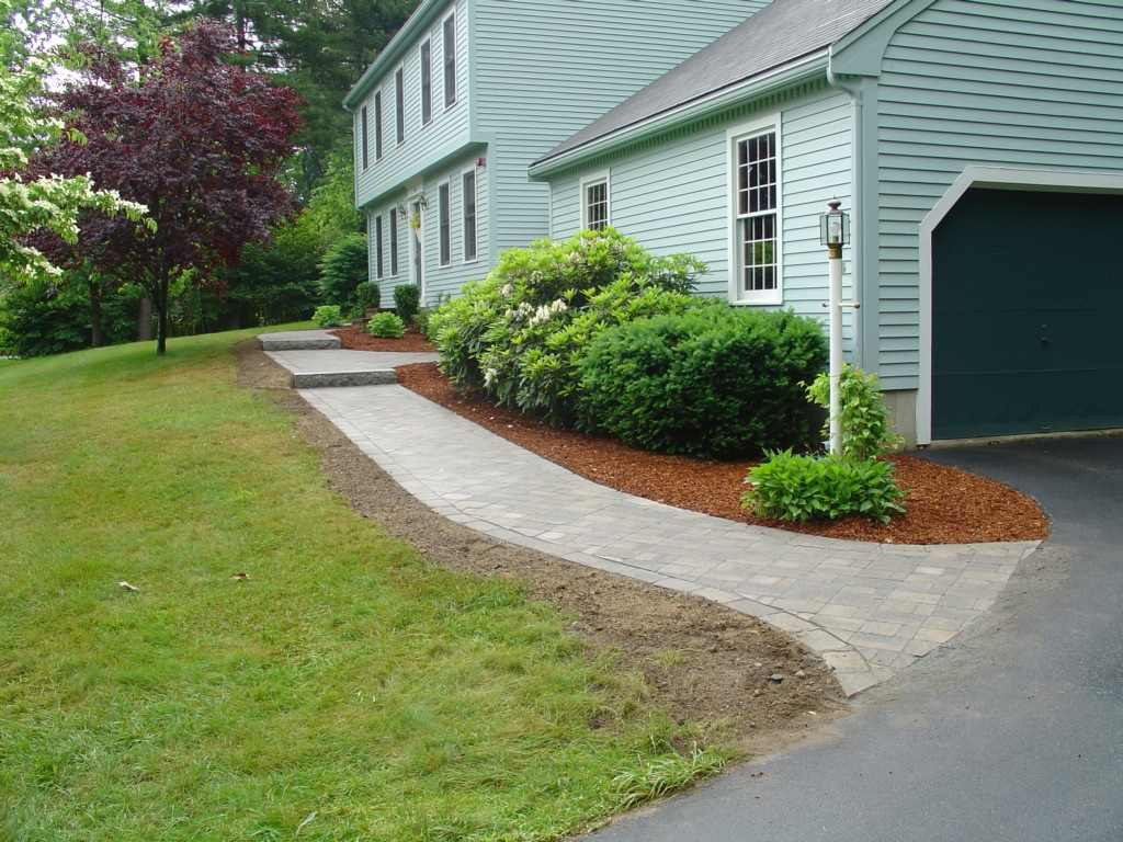 Landscaping Retaining Wall